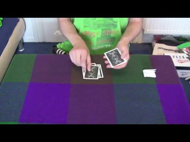 Verblüffende Kartentricks Mit Erklärung
