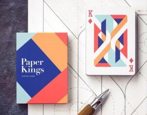 Paper Kings Spielekarten