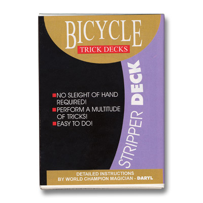 Original Bicycle Stripper deck